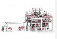 SS/SX Оборудование для производства нетканых материал для медицинский