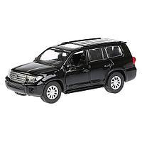Машинка Toyota Land Cruiser 12,5 см, Технопарк