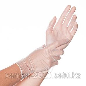 Перчатки виниловые, фото 2