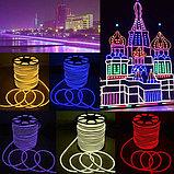 Neon flex, гибкий флекс неон, гибкий неон, холодный неон, уличный неон, неоновый шнур, фото 4