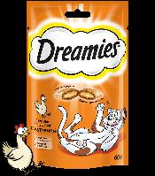 Dreamies с курицей, уп.60 гр.