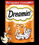 Dreamies с курицей, уп.140 гр.