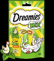 Dreamies с кошачьей мятой и курицей, уп.60 гр.