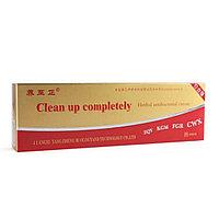 Антибактериальный травяной крем Clean up Completely (1 шт./ 20 гр.)