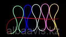 Гибкий неон сечение16х8 мм. 220 в. плитка SMD 3528 холодный неон, флекс неон. Flex LED Neon  220 вольт.