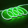 Гибкий неон сечение16х8 мм. 220 в. плитка SMD 3528 холодный неон, флекс неон. Flex LED Neon  220 вольт., фото 8