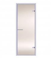 Дверь стеклянная для хамама