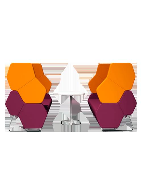 Офисные диваны Hexa sofa & lounge koltugu