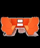 Офисные диваны Hexa wall sofa & lounge koltugu