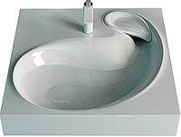 Раковина под стиральную машину Andrea Buta60 60.7x60 см, литьевой мрамор