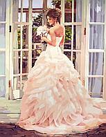 "Картина по номерам ""Невеста"" 50*40"