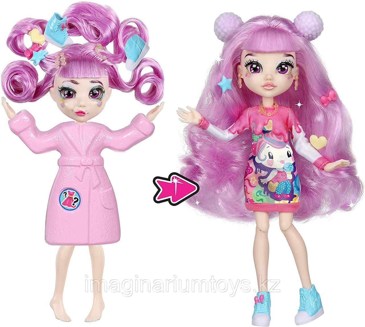 FailFix Kawaii.Qtee ФейлФикс кукла со сменным лицом 2 в 1 Кавай Кьюти