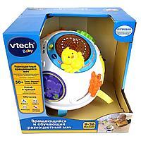 Игрушка Vtech Мяч обучающий вращающийся 80-151566