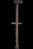 Трость (с Т - образной ручкой, со встроенным УПС) NOVA  TRIVES (Россия)