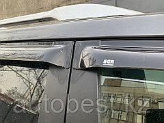 Ветровики дверей EGR  Prado 150,Toyota Land Cruiser Prado 2013-2016. Оригинальные ветровики EGR