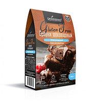 Polezzno Смесь для выпечки, Брауни шоколадный, 250 гр