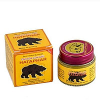Медвежья Сила обезболивающий бальзам Hataphar (8 g)