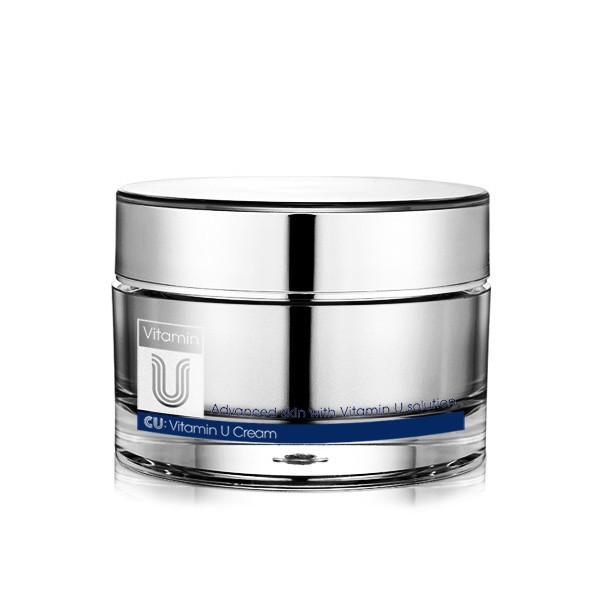 Антивозрастной крем с витамином U, CU Skin Vitamin U Cream, 50мл. - фото 1
