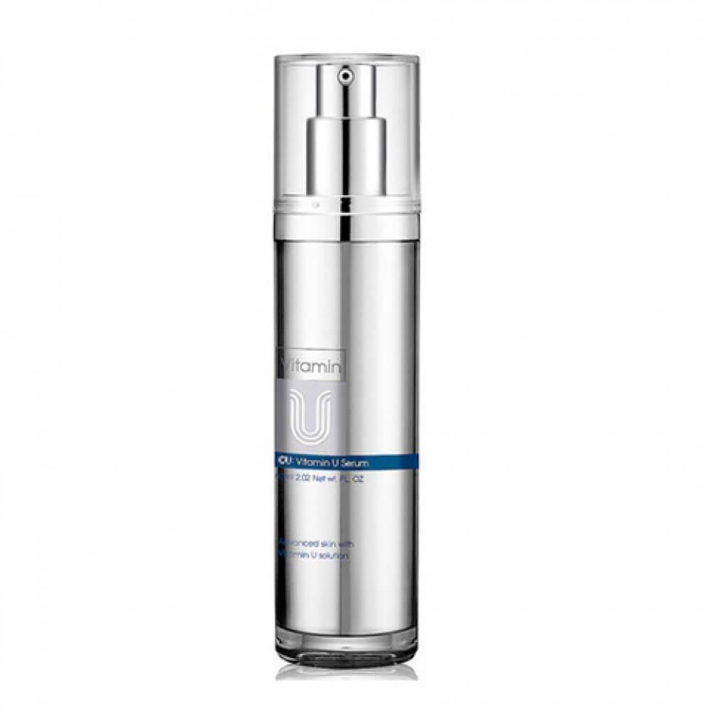 Антивозрастная сыворотка с витамином U и аминокислотами CU Skin Vitamin U Serum, 60мл.