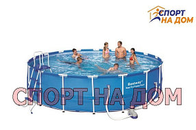 Каркасный бассейн Bestwey 56462 (549 х 122 см, на 23062 литра)