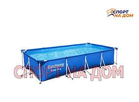 Каркасный бассейн BestWay 56405 (400 х 211 х 81 см, на 5700 литров)