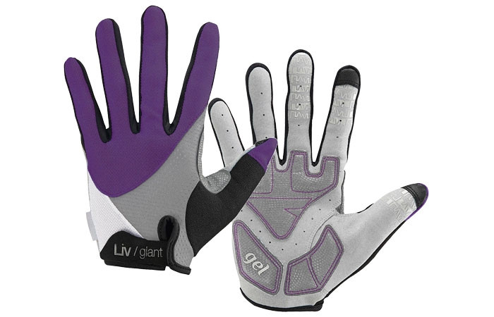 Giant  перчатки Liv Passion Long