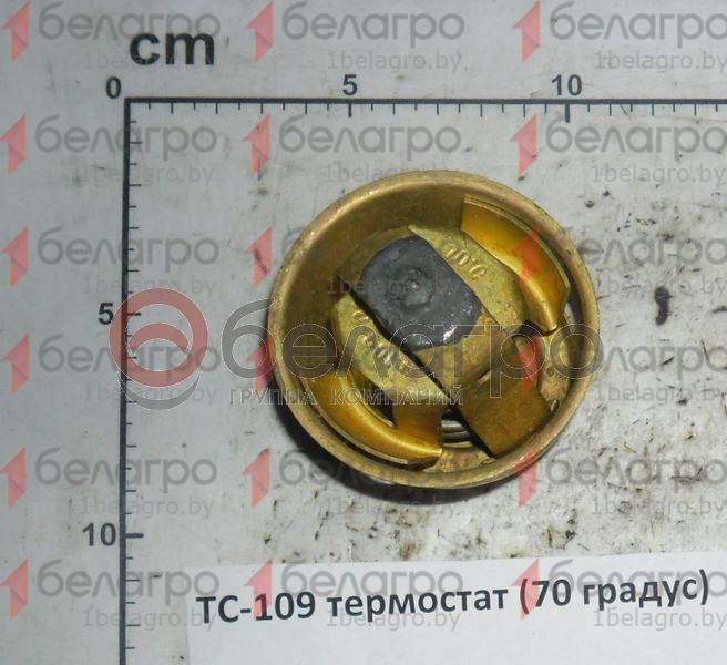 ТС-109 Термостат МТЗ 70 градусов, (А)