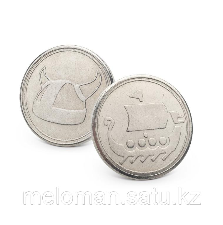 К2: Раскопки с монетами Викинги - фото 5