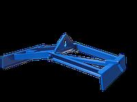 Захват для железобетонных плит ЗЖБП 2,5 т 1000 мм