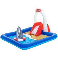 Bestway Детский надувной игровой бассейн Lifeguard Tower прочее (53079)
