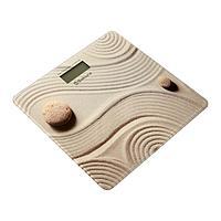 """Весы напольные Sakura SA-5072C, электронные, до 150 кг, рисунок """"песок"""""""
