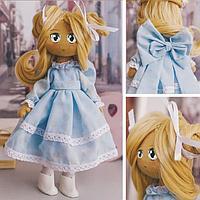 Интерьерная кукла «Банни», набор для шитья 21 × 0.5 × 29.7 см