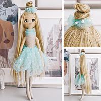 Интерьерная кукла «Тиффани», набор для шитья 21 × 0.5 × 29.7 см
