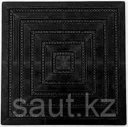 Модульные полимерные плиты черный, фото 2