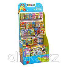 Стойка с наполнением TM «ZABIAKA», музыкальные развивающие игрушки, вариант 3