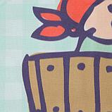 Комплект штор Детский мир 1 147х267 +/-3см 2 шт,габардин, п/э, фото 2