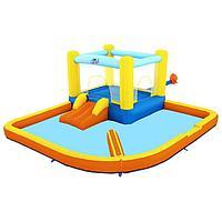 Аквапарк Beach Bounce, 365 x 340 x 152 см, 53381 Bestway
