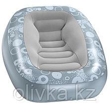 Кресло надувное Comfi Cube Deluxe Lounger, 152 x 127 x 76 см, 75096 Bestway