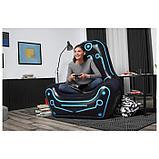 Кресло надувное Mainframe, 112 x 99 x 125 см, 75077 Bestway, фото 2