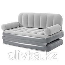 Диван-кровать надувной Multi-Max, 188 x 152 x 64 см, с электронасосом, 75073 Bestway