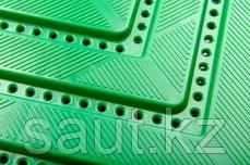 Модульные полимерные плиты, зеленый, фото 2