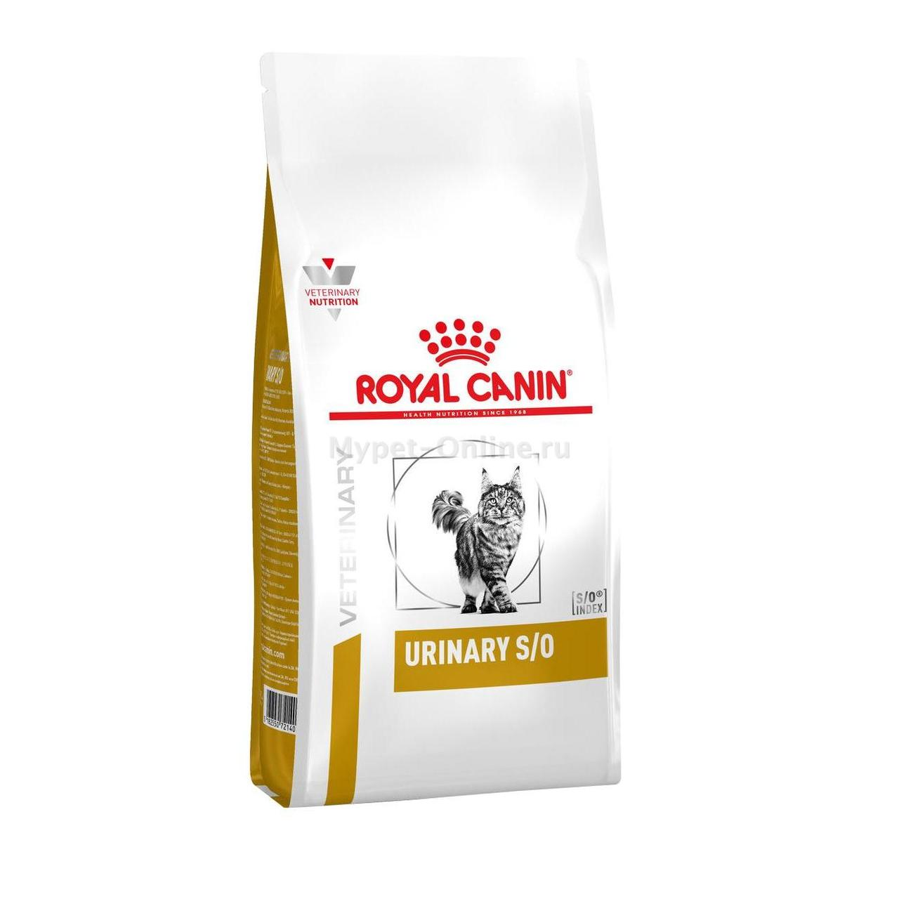 Сухой корм для кошек Роял Канин Уринари, 1,5 кг