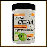 MASS EFFECT Ultra BCAA 2:1:1 (персик) 400 гр