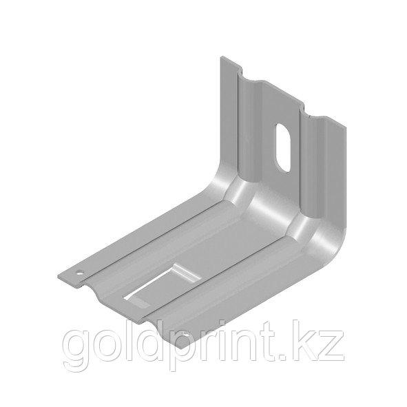 Крепежный кронштейн усиленный ККУ 80×120 2мм для вентилируемых фасадов