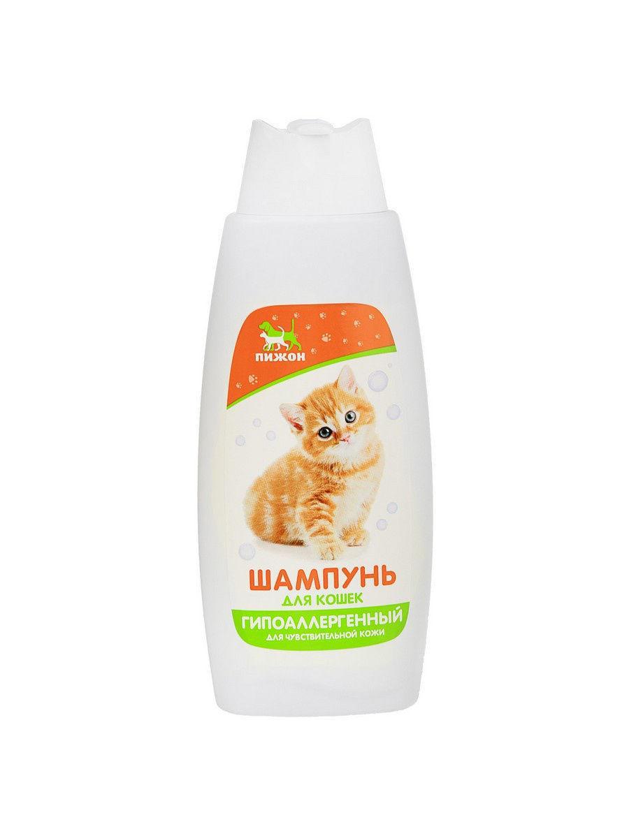 Шампунь гипоаллергенный Пижон для кошек