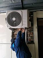 Заправка, ремонт, обслуживание, установка кондиционеров