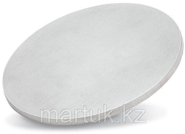 Мишень Вольфрам (W, Tungsten), круглая, 101 мм, толщина 6 мм, чистота 99,95%