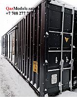 Модульные дома из контейнеров в стиле лофт
