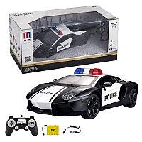 Радиоуправляемая полицейская машина Lamborghini.
