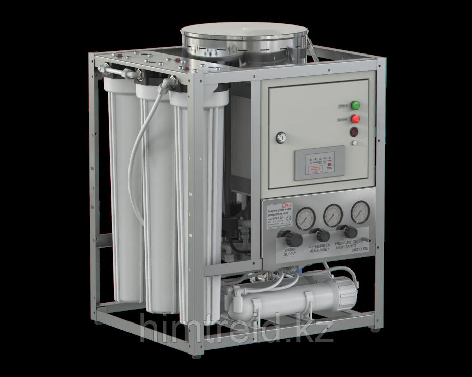 Бидистиллятор (аналог) УПВА-25